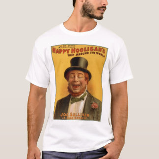Happy Hooligan's Trip Around the World T-Shirt