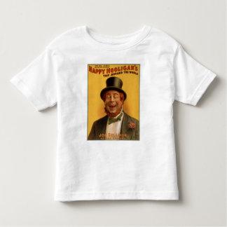 Happy Hooligan's Trip Around the World T-shirt