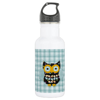Happy Hooter Alli Stainless Steel Water Bottle
