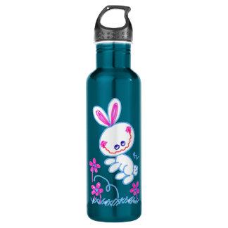 Happy Hoppy Bunny Water Bottle