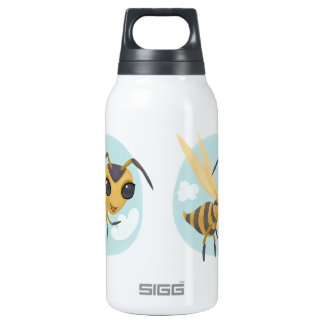 Happy Hornet Insulated Water Bottle