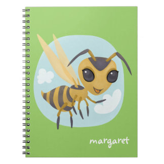 Happy Hornet Notebook