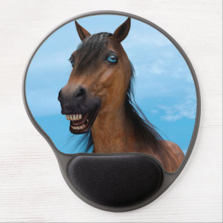Happy Horse Gel Mouse Pad
