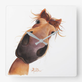 Happy Horse ' MAD MAX ' on a Wall Clock