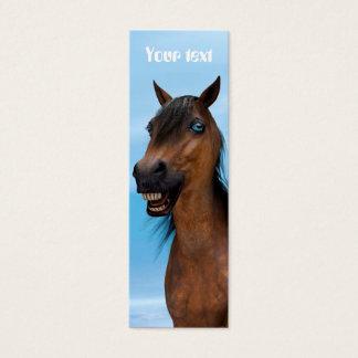 Happy Horse Mini Business Card