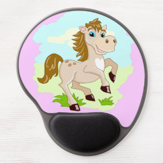 Happy Horse Mousepad Gel Mouse Pad