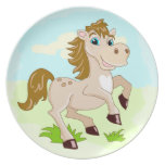 Happy Horse Plate
