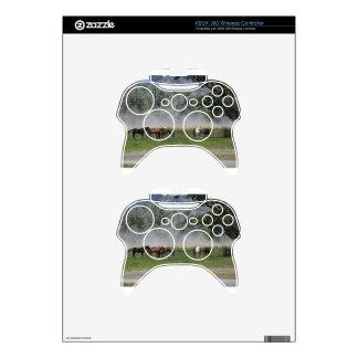 Happy Horses Xbox 360 Controller Skins