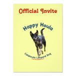 Happy Houla Dog Card