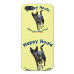 Happy Houla Dog Cases For iPhone 5