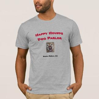 Happy Houndz Dog Parlor, S... T-Shirt