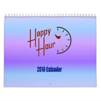 Happy Hour 2010 Calendar