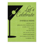 Happy Hour Bachelorette/Bridal Shower Invitation