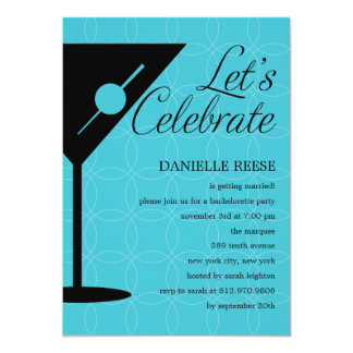 Ladies Night Invitations Announcements Zazzle - Birthday invitation wording happy hour