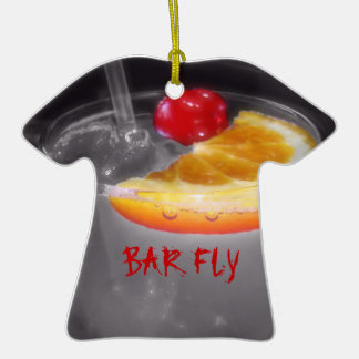 Happy Hour Cocktail Drink Ornament