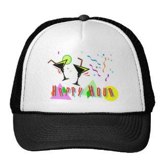 Happy Hour Confetti Trucker Hat