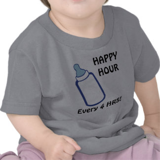 HAPPY HOUR Every 4 HRS! Tshirt