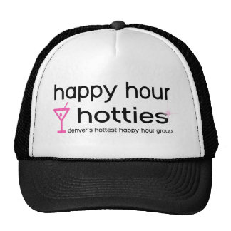 Happy Hour Hotties Trucker Hat
