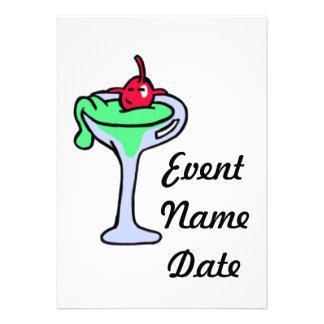 Happy Hour Invatation Personalized Invitations
