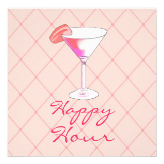 Happy Hour Custom Announcements