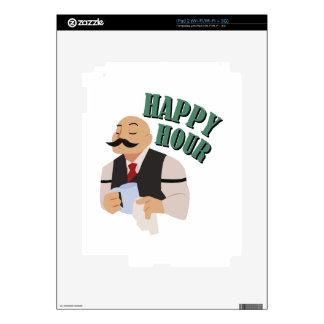 Happy Hour iPad 2 Skins