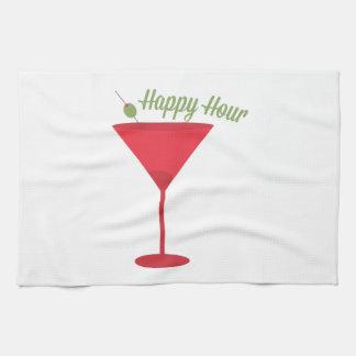 Happy Hour Kitchen Towels