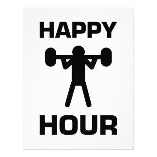 Happy Hour Letterhead