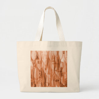 Happy Hour Marnier by Donna Fayad™ Large Tote Bag