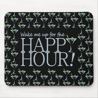 Happy Hour mousepad
