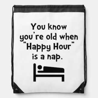 Happy Hour Nap Backpack