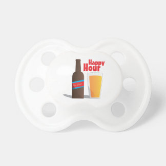 Happy Hour Baby Pacifier