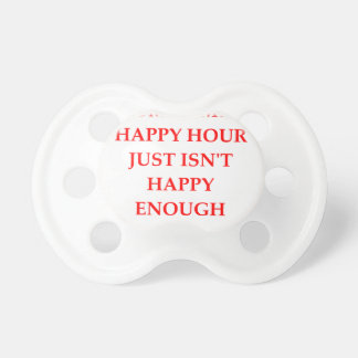 happy hour pacifier