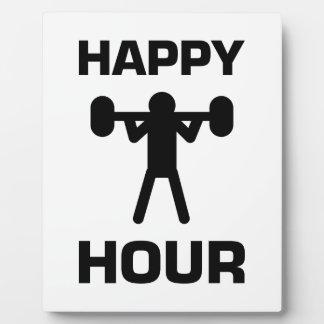 Happy Hour Display Plaque