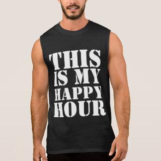 Happy Hour Sleeveless Shirt