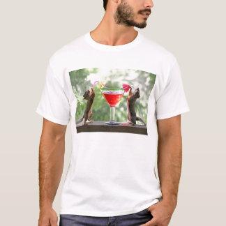 Happy Hour Squirrels T-Shirt