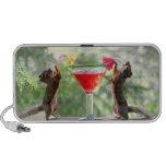 Happy Hour Squirrels Travel Speaker