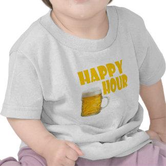 happy hour tee shirt