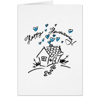Happy Housewarming 1 Greeting Card