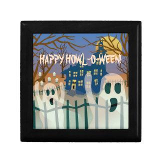 Happy Howl-O-Ween Gift Box