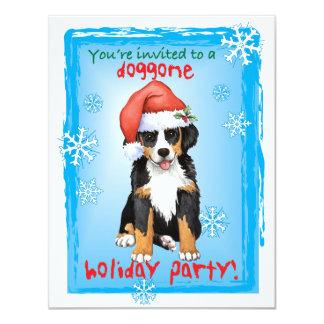Happy Howliday Berner Card