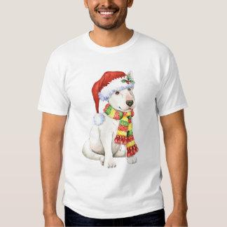 Happy Howliday Bull Terrier Shirt