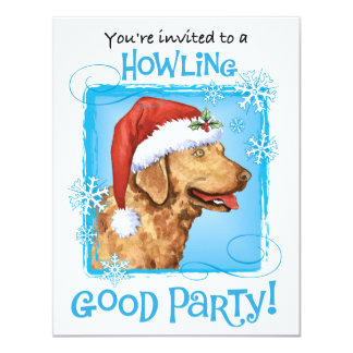 Happy Howliday Chessie Card