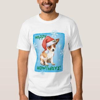 Happy Howliday Chihuahua Shirt