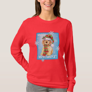 Happy Howliday Cocker Spaniel T-Shirt