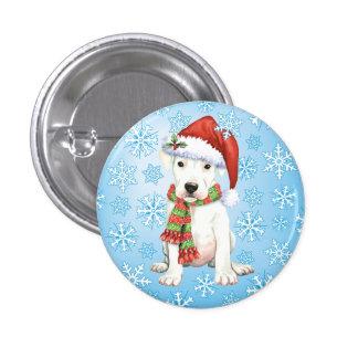 Happy Howliday Dogo Button