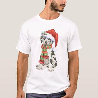 Happy Howliday Great Dane T-Shirt