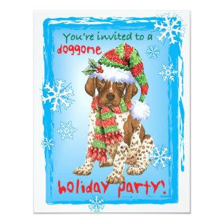 Happy Howliday GSP Card
