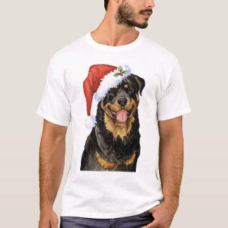 Happy Howliday Rottweiler T-Shirt