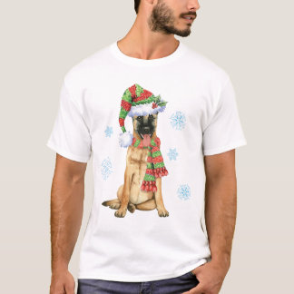 Happy Howlidays Belgian Malinois T-Shirt