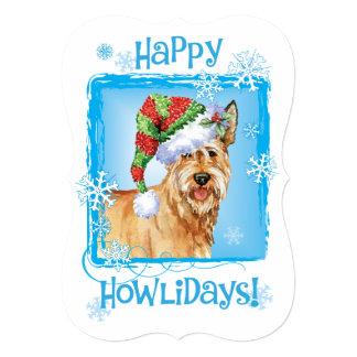 Happy Howlidays Berger Picard Card